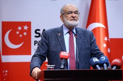 """Saadet Partisi'nden Zehir Zemberek Açıklamalar! """"Bu Usul Diktatörlükle Yönetilen Ülkelerde Var"""""""