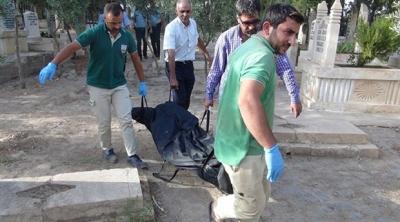 Şanlıurfa'da Akıl Almaz Olay! Kafasından Vurulup Mezarlığa Atılmış Ceset Bulundu