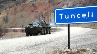 Şehitlerimizin Kanı Yerde Kalmadı! Tunceli'de Çıkan Çatışmada 3 Terörist Etkisiz Hale Getirildi