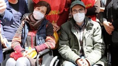 Semih Özakça ve Nuriye Gülmen'nin Tahliye Edilme İstemine Anayasa Mahkemesinden Ret