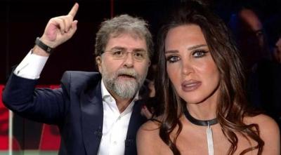 "Seren Serengil Canlı Yayında Ahmet Hakan'a Beddua Etti! ""İnşallah 1 Saat…"""