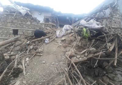 Siirt'te Aşırı Yağmur Yüzünden Kerpiç Ev Çöktü! 3 Kişi Öldü, 5 Kişi Yaralandı