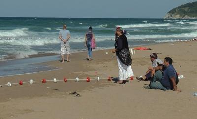 Şile'de Dehşet! Deniz Kenarında Oynayan Çocuk Kayboldu