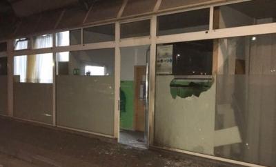Skandal! Terör Örgütü PKK Camiye Düzenledikleri Molotoflu Saldırının Görüntülerini İnternetten Yayınladı