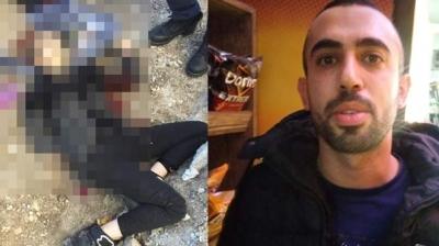 Sokak Ortasında Dehşet! Eşini Herkesin Gözü Önünde Bıçaklayarak Öldürdü