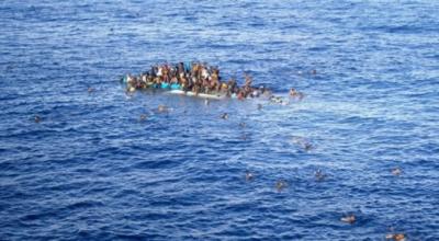 Son Dakika! Akdeniz'de Facia: 100 Göçmen Boğularak Can Verdi