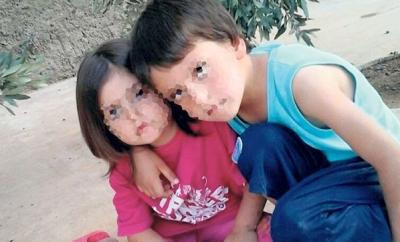 Son Dakika! Anneleri Tarafından DEAŞ'a Götürülen 363 ve 364 NO'lu Kardeşler Türkiye'ye Getirildi