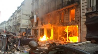Son Dakika! Avrupa'nın Göbeğinde Patlama, Ölü ve Yaralı Var Mı?