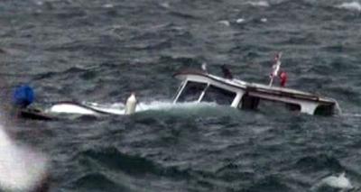 Son Dakika! Balıkçı Teknesi Fırtınaya Kapılıp Battı: 4 Kişi Kayıp