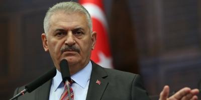 Son Dakika! Başbakan Yıldırım Suriye'deki ABD Saldırısıyla İlgili Konuştu