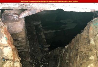 Son Dakika! Caminin Altında PKK Mağarası Çıktı, Askerler Gözlerine İnanamadı