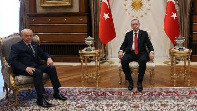 Son Dakika! Cumhurbaşkanı Erdoğan ve Bahçeli Zirvesi Sona Erdi, İşte Kritik Görüşmeyle İlgili Tüm Detaylar