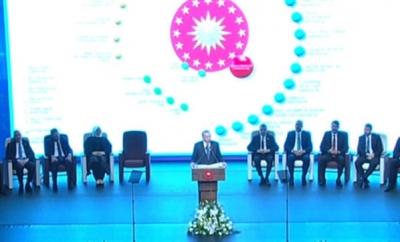 Son Dakika! Cumhurbaşkanı Erdoğan Canlı Yayında 100 Günlük İcraat Programını Açıklıyor