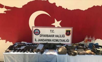 Son Dakika! Diyarbakır'da Çatışma Çıktı, 2 Terörist Öldürüldü