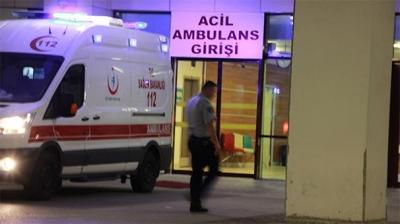 Son Dakika' Edirne'de Zehirlenme Şüphesiyle 14 Asker Hastaneye Kaldırıldı