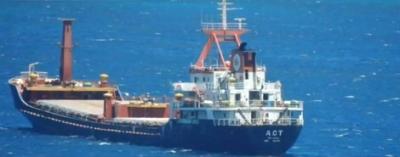 Son Dakika Ege Denizi'nde Kriz! Yunanlılar Türk Gemisine Ateş Açtı