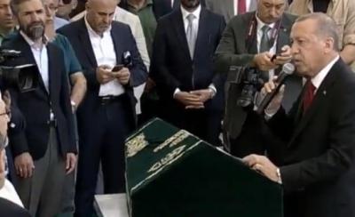 Son Dakika! Erdoğan Ünlü Profesörün Cenazesinde Duyurdu: 2019 Yılına Onun Adını Vereceğiz