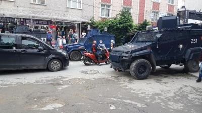 Son Dakika! Gazi Mahallesinde Çatışma: 1'i Ağır 5 Yaralı