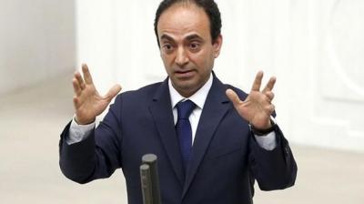 Son Dakika! HDP'li Milletvekili Hakkında Yakalama Kararı Çıkartıldı