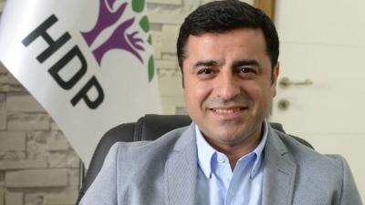 Son Dakika! HDP'nin Cumhurbaşkanı Adayı Açıklandı