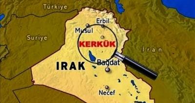 Son Dakika! Irak Ordusu Kerkük Havaalanının Kontrolünü Ele Geçirdi