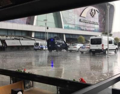 Son Dakika! İstanbul Esenyurt'ta Bomba Paniği