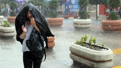 Son Dakika! Meteoroloji'den Ankara ve Karadeniz İçin Sağanak Yağış Uyarısı