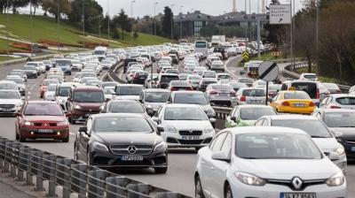 Son Dakika! Motorlu Taşıtlar Vergisi'ne Yüzde 40 Zam