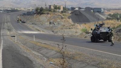 Son Dakika! PKK'lılar İşçileri Taradı 1 Kişi Öldü 1 Kişi Yaralandı