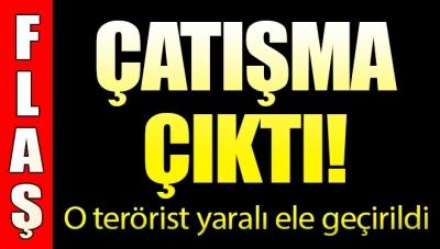Son Dakika! Şırnak'ta Çatışma Çıktı, Üst Düzey Terörist Yaralı Olarak Ele Geçirildi