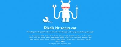 Son Dakika! Sosyal Medya Devi Twitter Çöktü, Twitter Neden Açılmıyor?