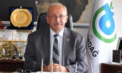 Tekirdağ'ın CHP'li Büyükşehir Belediye Başkanından Açıklama: Erdoğan'ın Yanındayız
