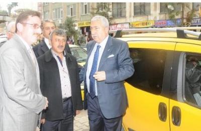"""TESK Başkanı Palandöken """"Zorunlu Trafik Sigortasında Orta Yol Bulunmalı"""""""