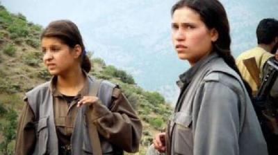 Teslim Olan Kadın Teröristin Anlattıkları Kan Dondurdu