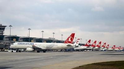 THY Uçağında Kahreden Olay! Pilotun Anonsu Yürekleri Sızlattı