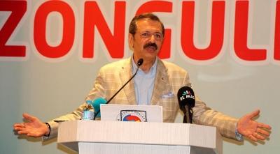 TOBB Başkanı Hisarcıklıoğlu'na Göre Milletvekili Ve Vali Maaşları Azmış! Peki Ya Asgari Ücretli Ne Yapsın?