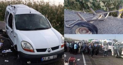 Traktörden Çıkan Römork Dehşet Saçtı! 1 Kişi Öldü, 3 Kişi Yaralandı