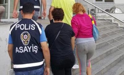 Transseksüellerin Evini Basıp Gasp Eden 4 Kişi Gözaltına Alındı