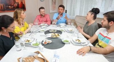 TV8 3 Eylül Yemekteyiz Son Bölümde Neler Yaşandı, Günün Puanlaması Nasıl Oldu