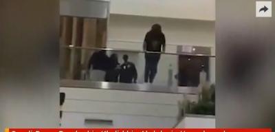 Ülkesine Dönmek İstemeyen Suudi Prens Bandar bin Khalid bin Abdulaziz, İngiltere'de Havalimanın Balkonundan Atlayarak İntihar Etti