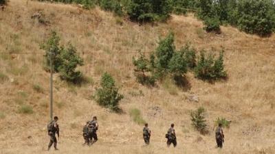 Uludere'de Sıcak Saatler! Teröristlerle Sağlanan Sıcak Temasta 1 Korucu Şehit Düşerken, 3 Korucu Yaralandı