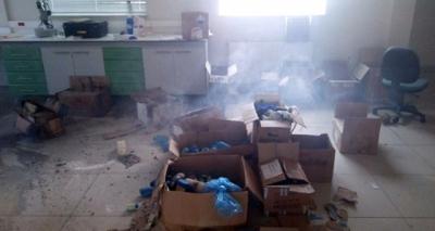 Üniversite'de Yürekleri Ağza Getiren patlama: 1 Öğrenci Yaralandı!
