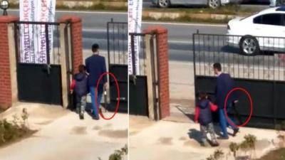 Velayet Davası Devam Eden Koca Dehşet Saçtı! Çocuğunu Almak İçin Eşini Pompalı Tüfekle Vurdu