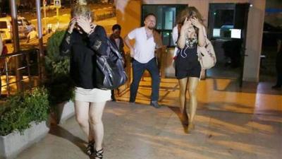 Yazıklar Olsun! Fuhuş Operasyonunda Yakalanan 7 Kadının Hamile Haliyle İlişkiye Girdiği Ortaya Çıktı