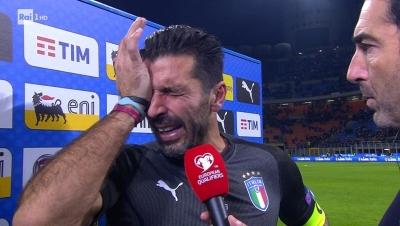 Yılların Tecrübesi Buffon Veda Etti! Kararını Açıklarken Gözyaşlarına Boğuldu